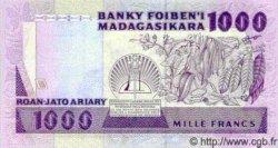 1000 Francs - 200 Ariary MADAGASCAR  1988 P.72 pr.NEUF