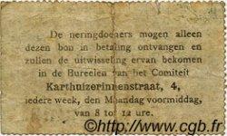 25 Centimes BELGIQUE Bruges 1918 P.-- pr.TB