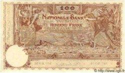 100 Francs BELGIQUE  1914 P.010 pr.NEUF