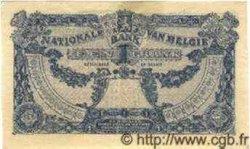 1 Franc BELGIQUE  1920 P.092 SPL
