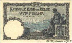 5 Francs BELGIQUE  1922 P.028 TTB+