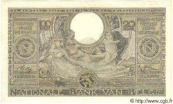 100 Francs= 20 Belgas BELGIQUE  1939 P.036 pr.NEUF