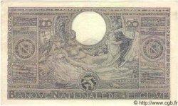 100 Francs= 20 Belgas BELGIQUE  1943 P.107 pr.SUP