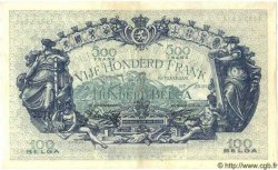 500 Francs= 100 Belgas BELGIQUE  1943 P.041 pr.NEUF