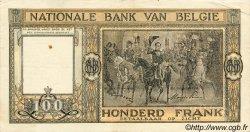 100 Francs BELGIQUE  1948 P.056 TTB à SUP