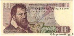 100 Francs BELGIQUE  1975 P.058 NEUF
