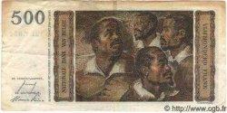 500 Francs Type Centenaire BELGIQUE  1953 P.060 pr.TTB