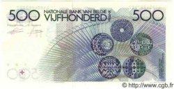 500 Francs BELGIQUE  1982 P.072A NEUF