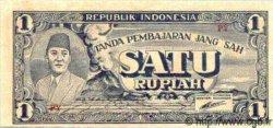 1 Rupiah INDONÉSIE  1945 P.017 SUP