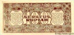 100 Rupiah INDONÉSIE  1947 P.029 pr.NEUF