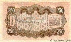 250 Rupiah INDONÉSIE  1947 P.030a TTB