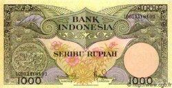 1000 Rupiah INDONÉSIE  1959 P.071a NEUF