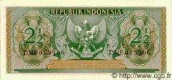 2.5 Rupiah INDONÉSIE  1956 P.075 NEUF