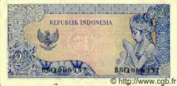 2.5 Rupiah INDONÉSIE  1964 P.081a SPL