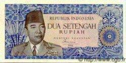 2.5 Rupiah INDONÉSIE  1964 P.081b pr.NEUF