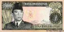 500 Rupiah INDONÉSIE  1960 P.087b NEUF