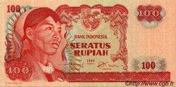 100 Rupiah INDONÉSIE  1968 P.108 TTB+