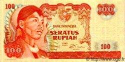 100 Rupiah INDONÉSIE  1968 P.108a NEUF