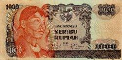 1000 Rupiah INDONÉSIE  1968 P.110 SPL