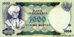 1000 Rupiah INDONÉSIE  1975 P.113 NEUF