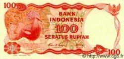 100 Rupiah INDONÉSIE  1984 P.122a NEUF
