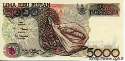 5000 Rupiah INDONÉSIE  2000 P.130i NEUF