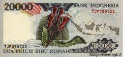 20000 Rupiah INDONÉSIE  1994 P.132c pr.NEUF