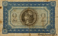 2 Francs MARTINIQUE  1915 P.11 pr.TB