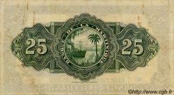 25 Francs Type 1942 MARTINIQUE  1942 P.17 TTB