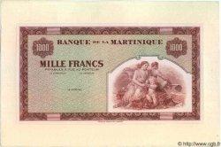 1000 Francs MARTINIQUE  1943 P.21 NEUF