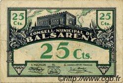 25 Centims ESPAGNE  1937 C.072a TTB