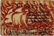 10 Centims ESPAGNE  1937 C.78.3 TTB+