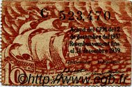 10 Centims ESPAGNE Barcelona 1937 C.78.3 TTB+