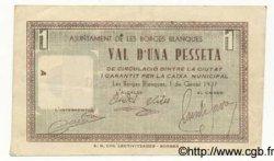 1 Pesseta ESPAGNE  1937 C.118 TTB