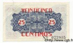 25 Centimos ESPAGNE  1937 E.249 SUP