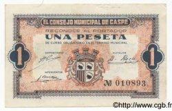 1 Peseta ESPAGNE  1936 E.254 SUP