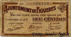 10 Centims ESPAGNE  1937 C.237b TB