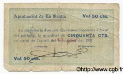 50 Centims ESPAGNE  1937 C.561a TB+