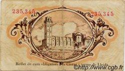 50 Centims ESPAGNE  1937 C.318 TTB