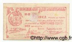 25 Centimos ESPAGNE  1937 E.454b pr.SUP