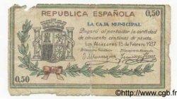 50 Centimos ESPAGNE  1937 E.050 B