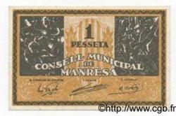 1 Pesseta ESPAGNE  1936 C.337 SUP
