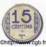 15 Centims ESPAGNE  1937 C.337a TTB+