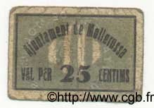 25 Centims ESPAGNE  1936 C.360 TB
