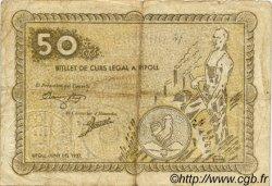 50 Centims ESPAGNE Ripoll 1937 C.510a TB+