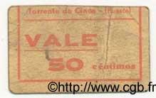 50 Centimos ESPAGNE  1937 E.--(741a) TB