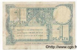 1 Pesseta ESPAGNE Vilanova I La Geltru 1937 C.677a pr.TTB