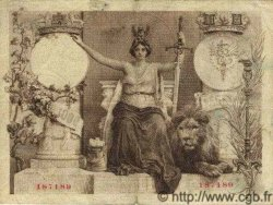 1000 Pesetas ESPAGNE  1907 P.061b TB+