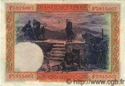 100 Pesetas ESPAGNE  1925 P.069c