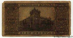 100 Pesetas ESPAGNE  1938 P.113 B+